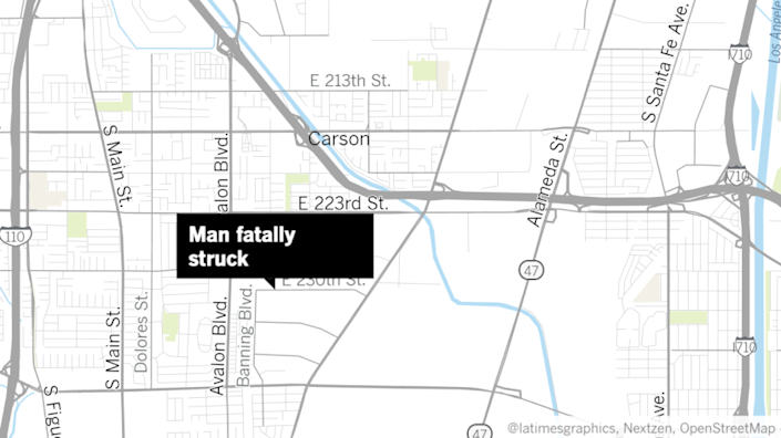 A 66-year-old man died on Christmas Day after reportedly being struck during an illegal street racing event.