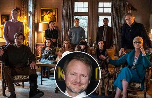 'Knives Out' Director Rian Johnson on Which of His Stars Was Hardest to Cast