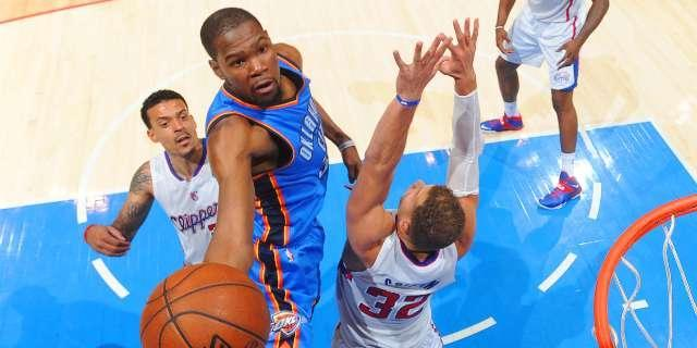 How Kevin Durant and Russell Westbrook learned to trust their teammates