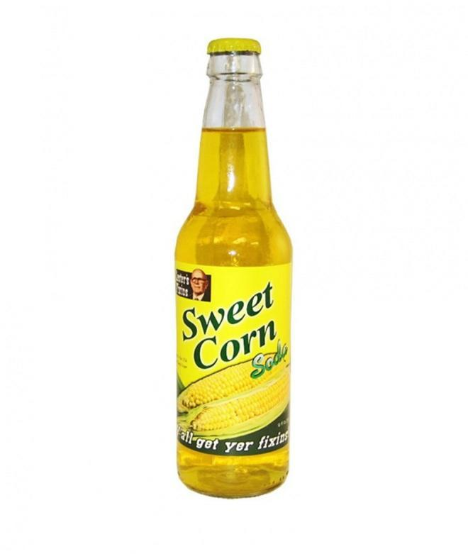 <p>Sweet corn is a Christmas side staple but we're not sure how we feel about its liquid counterpart. </p>