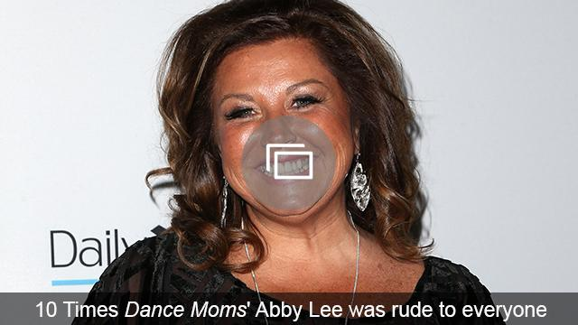 dance moms abby lee slideshow
