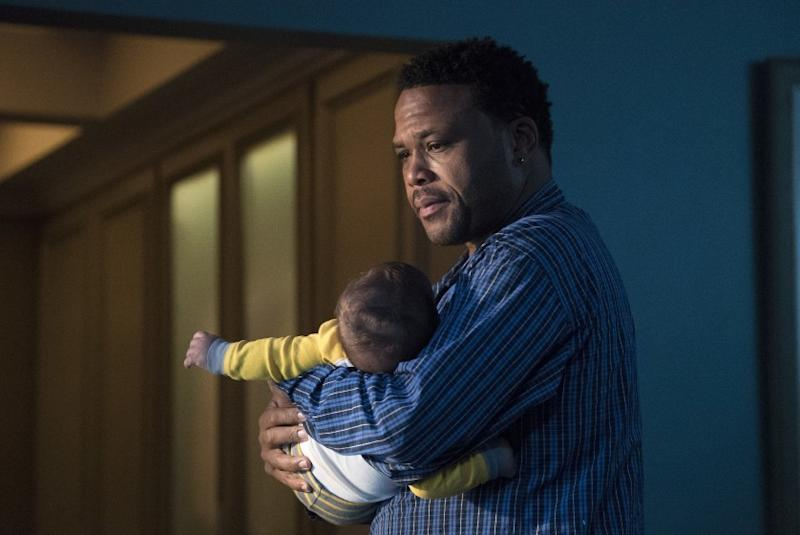 "Anthony Anderson in the shelved ""black-ish"" episode ""Please, Baby, Please,"" now streaming on Hulu."