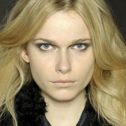 Just Cavalli AW12: Tousled Hair