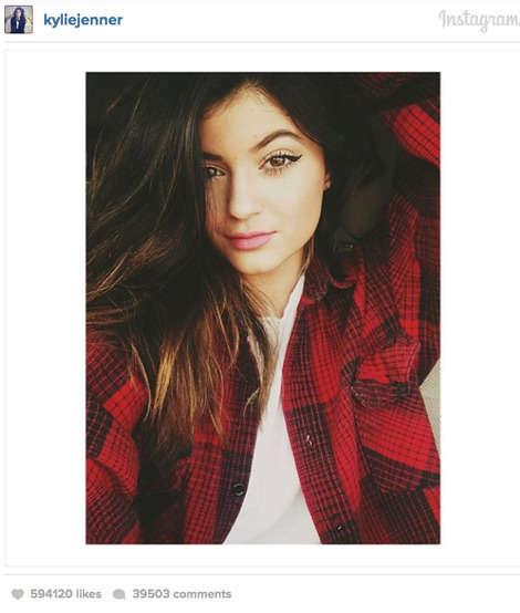 Courtesy of Instagram @kyliejenner