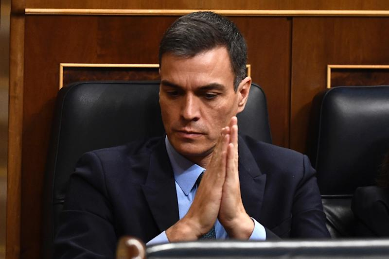 Prime Minister Pedro Sanchez took power after he ousted his conservative rival in a dramatic parliamentary no-confidence vote