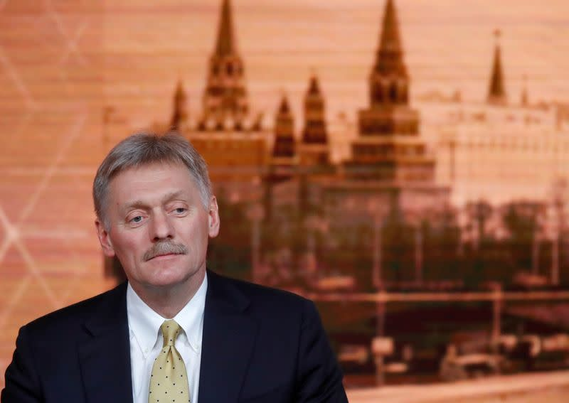 Kremlin calls Moscow shooting incident 'a manifestation of madness'
