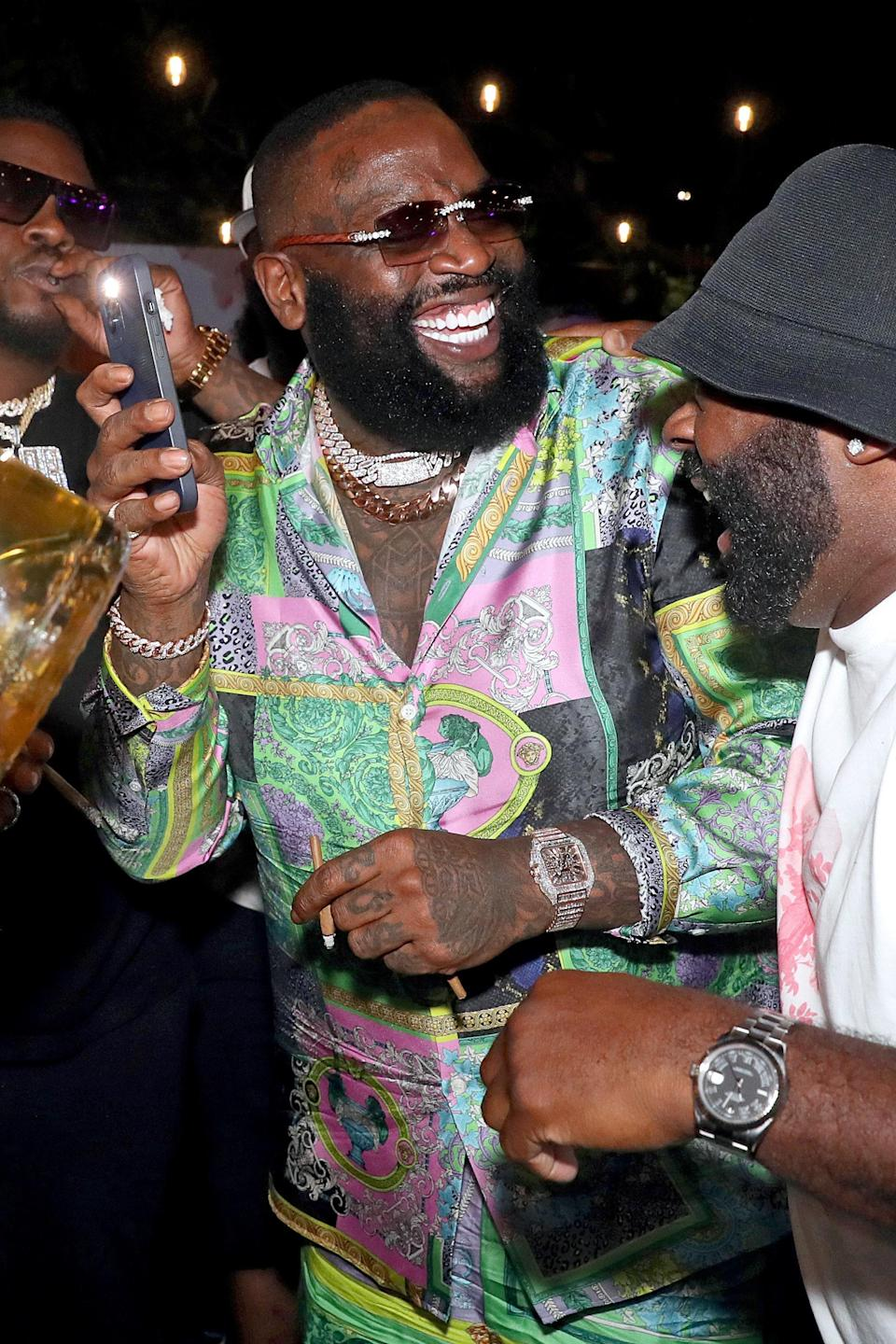 "<h1 class=""title"">Rick Ross & 2 Chainz At The Urban Miami</h1><cite class=""credit"">Johnny Nunez / Getty Images</cite>"