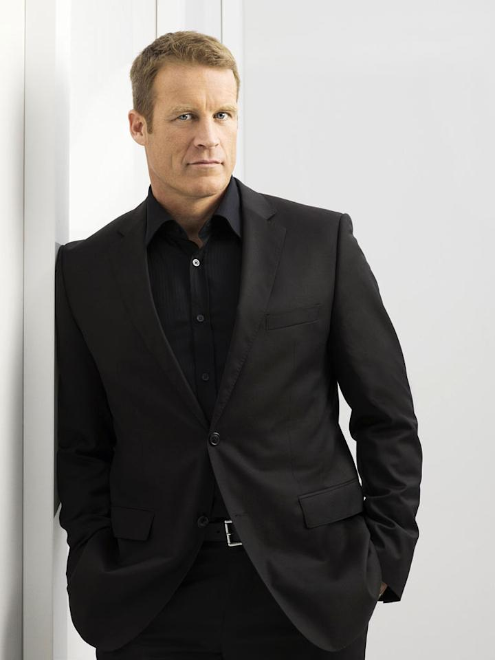 "Mark Valley returns as Chance in ""Human Target."""