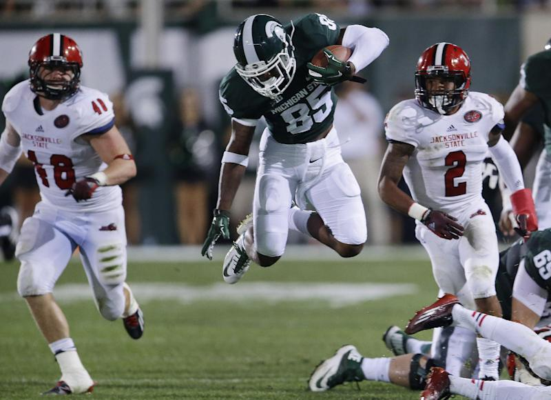 Now No. 8 Spartans can focus on Oregon