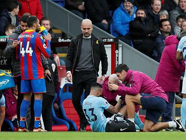 Premier League: Manchester City boss Pep Guardiola says exhausting holiday fixture schedule harming players