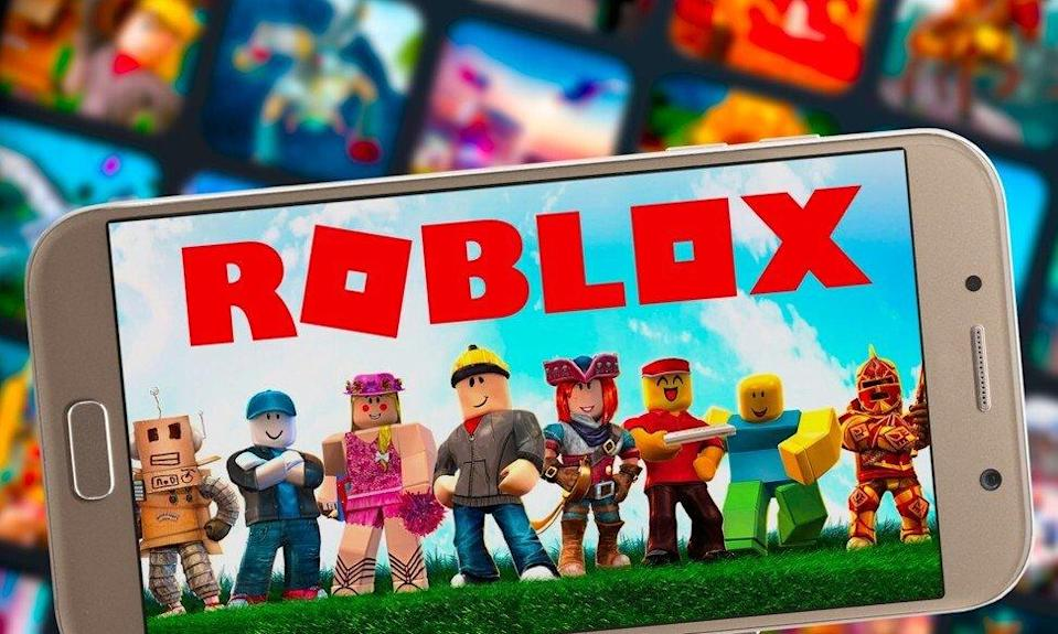 Online gaming company Roblox is one of Temasek's portfolio bets that went public during its 2021 financial year. Photo: Shutterstock