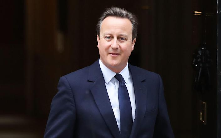 David Cameron should have asked questions, and had qualms, about his mission - Getty
