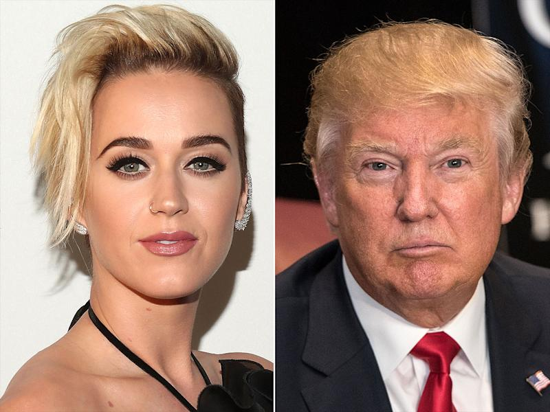 Katy Perry on How Donald Trump's Election 'Retriggered' Her Sexual Liberation