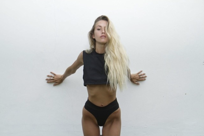 Ruby Tuesday Matthews opens up to her Instagram followers about how she maintained her thin figure. (Photo: Ruby Tuesday Matthews via Instagram)