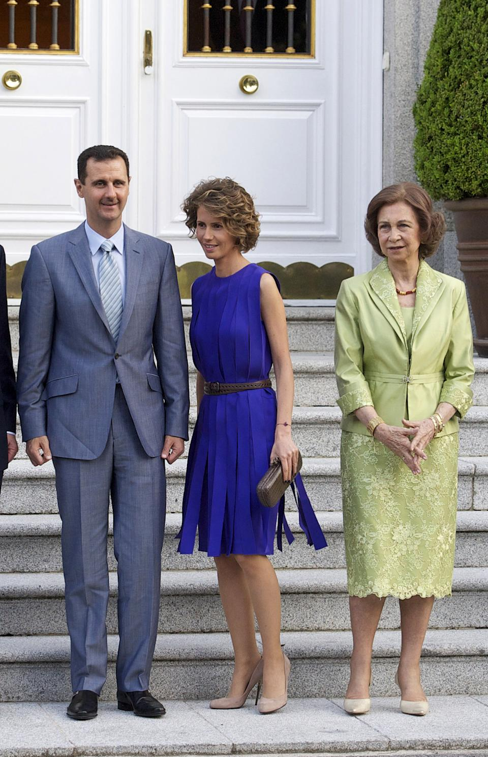 <p><b>Bashar al-Assad</b></p> <br><p>A former ophthalmologist student, Syrian President Bashar al-Assad made sure key relatives were put in prime government positions. The Guardian reports that Assad's realizable assets stand at $1.5 billion. If this figure includes assets within Syria, which Assad and his family control, the figure would be much larger at about $122 billion. His wealth is said to come from land, energy and licenses. Assad is known to hold his cards, money and positions tightly within his inner circle. </p>