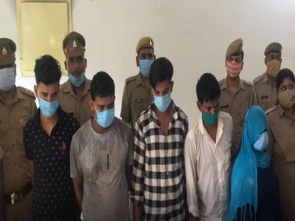 Ghaziabad police arrested 5 people in the case.