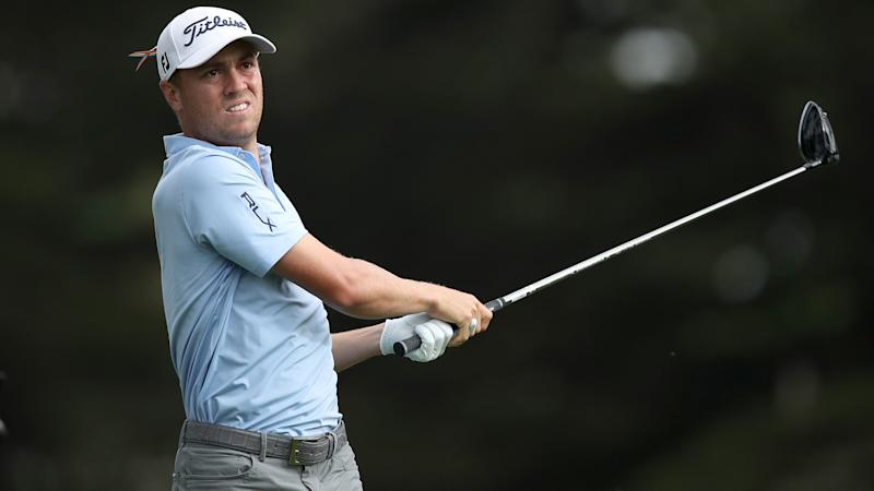 Varner, Hoge, Sloan card 62s for Wyndham lead