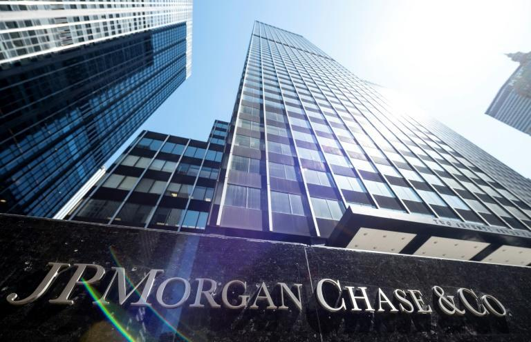 Sede do JPMorgan Chase & Co em Nova York, Estados Unidos