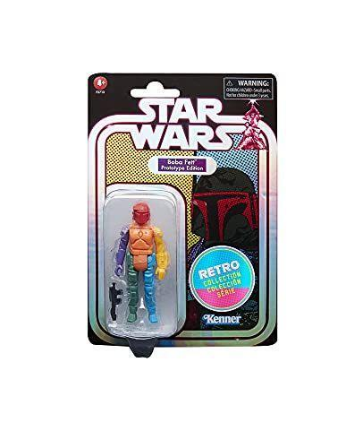"""<p><strong>Star Wars</strong></p><p>amazon.com</p><p><strong>$39.99</strong></p><p><a href=""""https://www.amazon.com/dp/B0947BQL61?tag=syn-yahoo-20&ascsubtag=%5Bartid%7C10055.g.29624061%5Bsrc%7Cyahoo-us"""" rel=""""nofollow noopener"""" target=""""_blank"""" data-ylk=""""slk:Shop Now"""" class=""""link rapid-noclick-resp"""">Shop Now</a></p><p>These cool, multicolor collector figures are meant to recall the original toys that Kenner put out in the '70s. Boba Fett, Stormtroopers and others will be available later this fall. <em>Ages 4+</em></p>"""