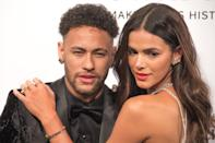 <p>Brazilian actress and model Bruna Marqueine first started dating Neymar in 2012, but it has been far from a smooth ride for the young stars, who have split up and got back together three times in six years. </p>