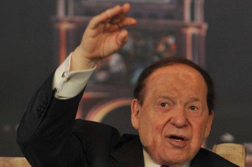 Govt probes Las Vegas Sands Corp. on money laundering