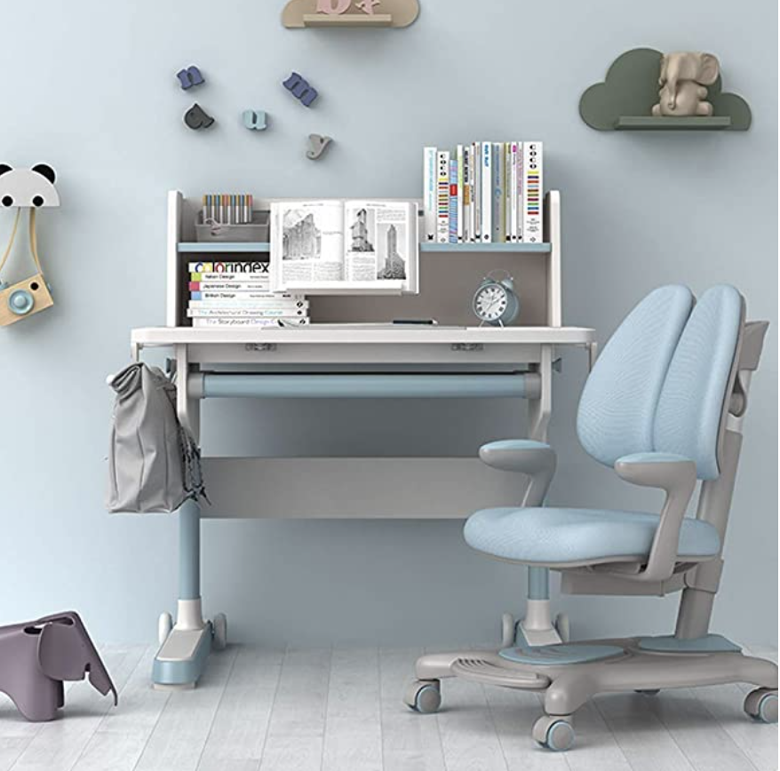Set a space for Junior to study. PHOTO: Amazon