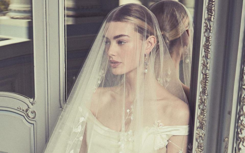 A couture bridal design by Phillipa Lepley - Phillipa Lepley
