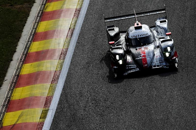 Rebellion completes Spa practice clean sweep