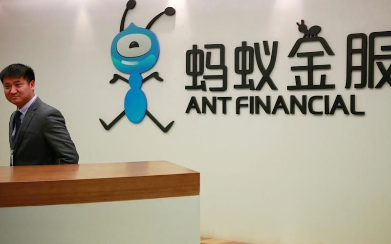China's Ant Group gets green light for mammoth $30bn IPO