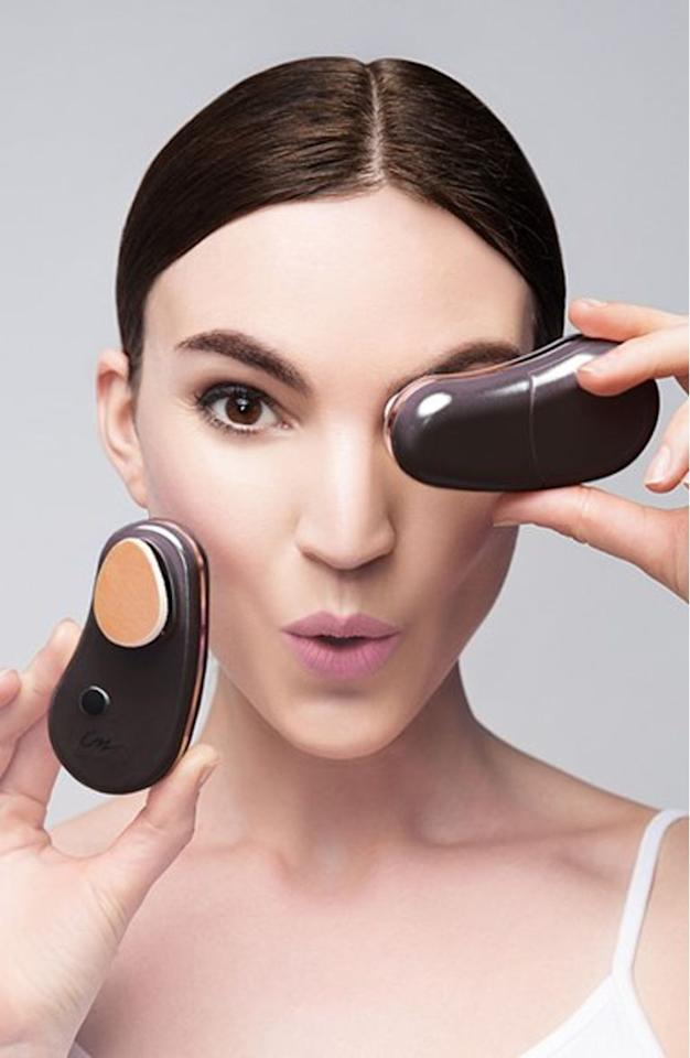 "<p><strong>Automatic Foundation Applicator Pro Edition by Color Me, $68, <a rel=""nofollow"" href=""http://shop.nordstrom.com/s/color-me-automatic-foundation-applicator-pro-edition/4504716""><span>nordstrom.com</span></a></strong><strong>.</strong></p><p><strong>Best For: </strong>Getting perfectly blended foundation with no effort.</p><p><strong>The Method:</strong> This handy battery-powered device will create a smoother, more seamless look than your fingertips, brushes, or sponges can. Apply powder or liquid foundation to the applicator's sponge, turn it on, and move the device, starting at your jawline, in sweeping motions around your face for full coverage. Your complexion will look naturally flawless and blemish-free. Be sure to wash the sponge after every three to five uses to keep your skin clean and healthy.</p>"