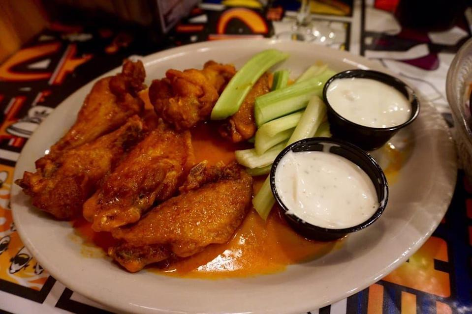 """<p><a href=""""https://www.yelp.com/biz/the-chicken-or-the-egg-beach-haven"""" rel=""""nofollow noopener"""" target=""""_blank"""" data-ylk=""""slk:The Chicken or the Egg"""" class=""""link rapid-noclick-resp"""">The Chicken or the Egg</a> in Beach Haven</p><p>In Jersey, breakfast sandwiches mean pork roll, bacon, egg and cheese, piled on a bagel, with home fries. Even the sweet options involve meat — Jersey cakes are filled with bacon, sausage and ham.</p>"""