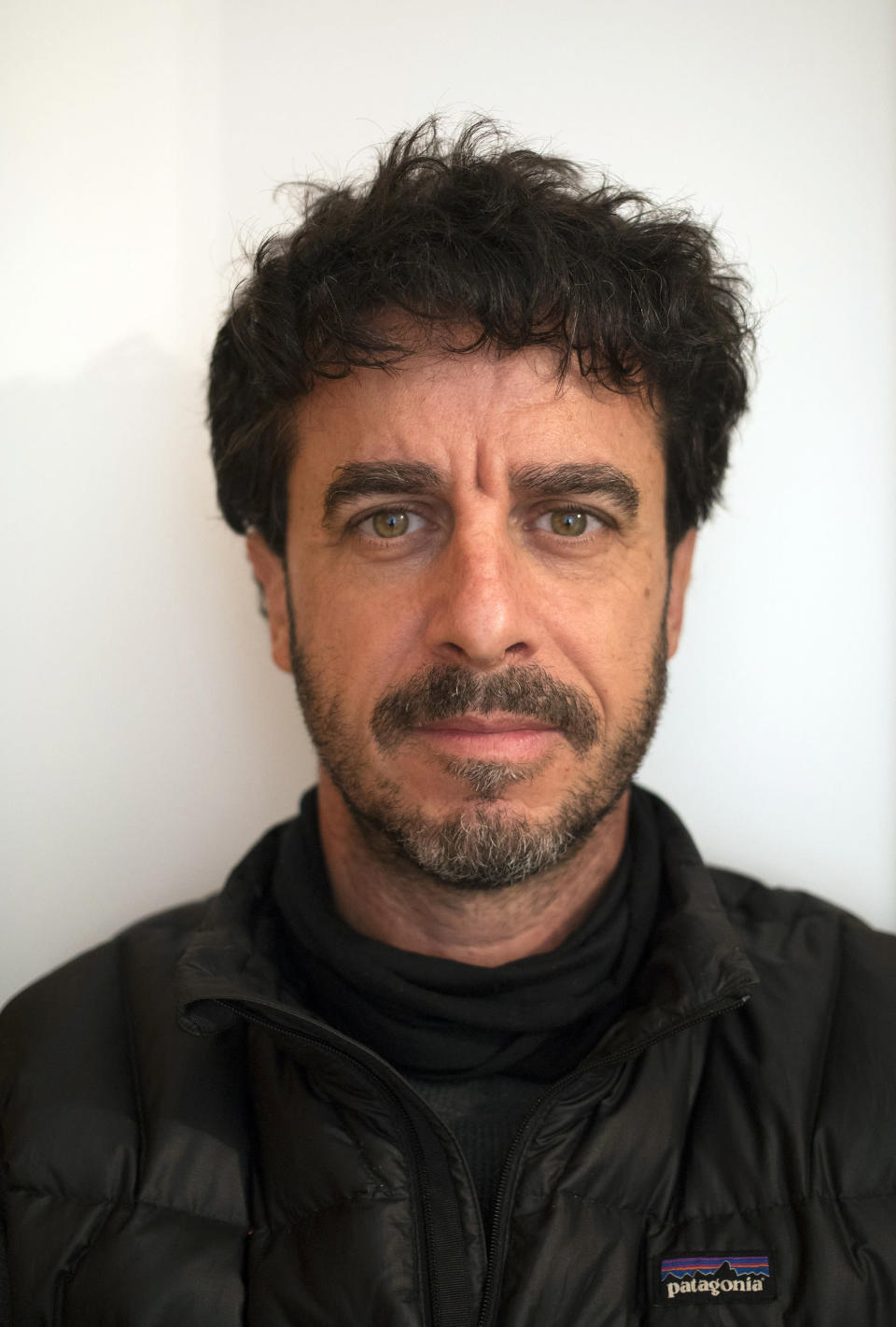 This undated photo shows Associated Press staff photographer Emilio Morenatti. Morenatti won the 2021 Pulitzer Prize for feature photography for a series of images on the COVID-19 pandemic and its toll on the elderly in Spain. (AP Photo)