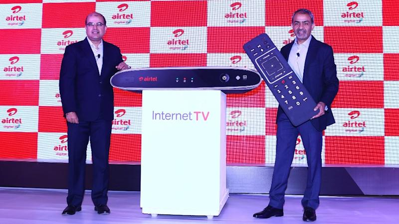 Airtel Launches Android TV Box for Rs 4,999, Will Rival Jio Link