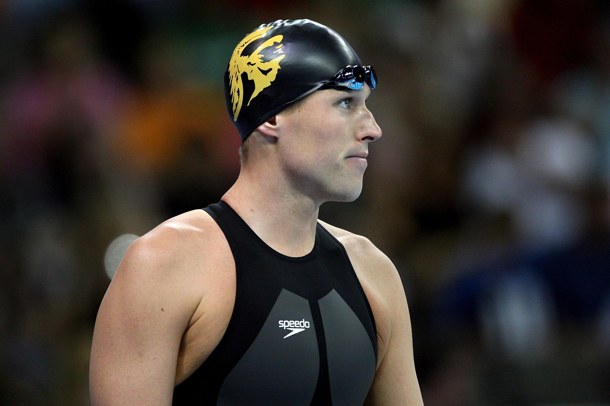Olympic gold medalist Klete Keller reportedly part of ...