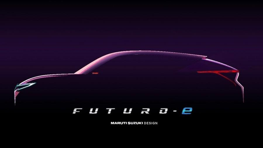 Maruti will have not one but two offerings in the SUV mould. The first would be the EV concept called as Futuro-E. It's the boldest concept yet from Maruti and also would be a flagship coupe like SUV.