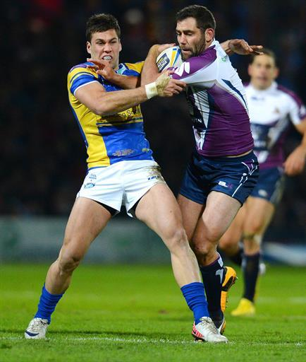 Rugby League - Moon rises above Leeds' Cup history