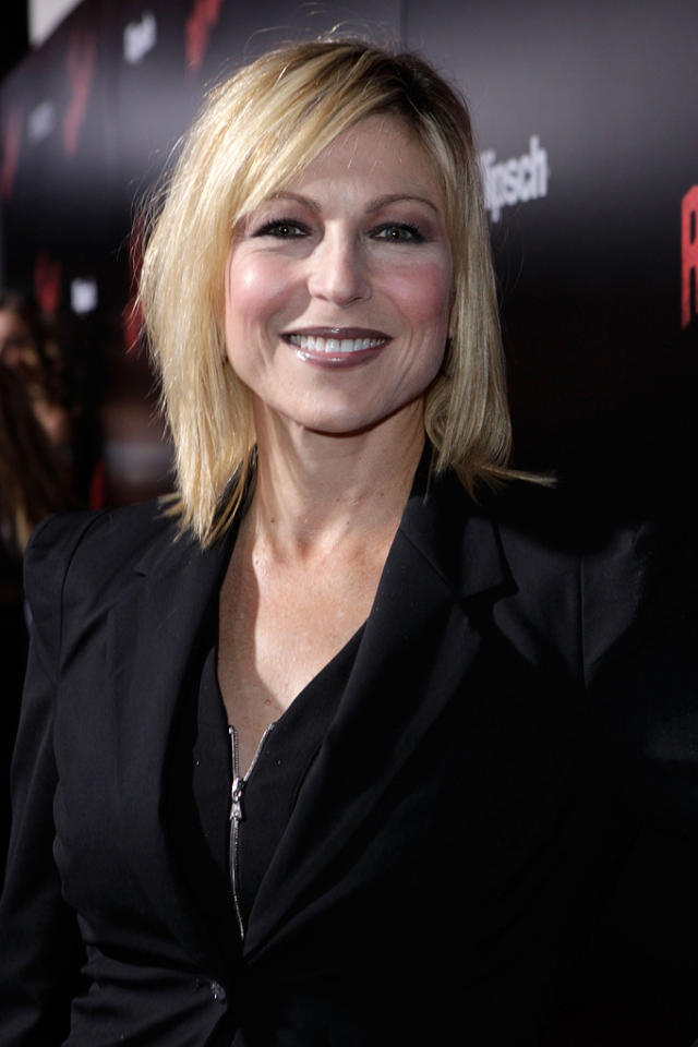 """<a href=""""http://movies.yahoo.com/movie/contributor/1800031205"""">Tatum O Neal</a> at the Los Angeles premiere of <a href=""""http://movies.yahoo.com/movie/1810129048/info"""">The Runaways</a> - 03/11/2010"""
