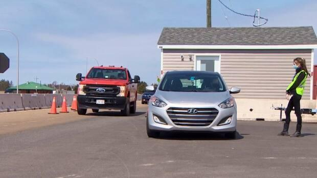 New restrictions for entering Nova Scotia from outside of the province take effect on Thursday.