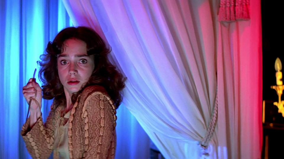 The director is remaking the 1977 film Suspiria