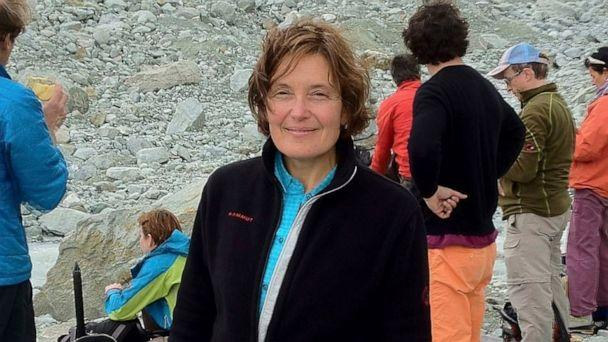 PHOTO:Molecular biologist Suzanne Eaton in a photo provided by her family. (AP)