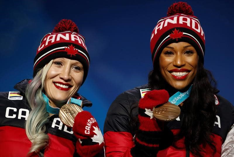 Court denies Canadian bobsled pilot Kaillie Humphries' request for injunction