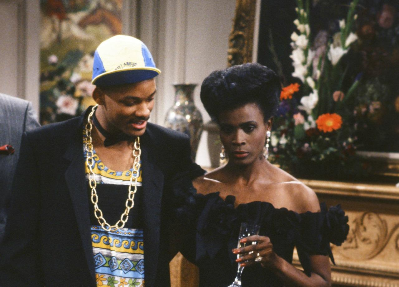 <p>Hubert, who was the original Aunt Viv, was replaced by Daphne Maxwell-Reid for the fourth season. The word at the time was that it was over getting pregnant, which was not allowed in her contract, but a feud with Will Smith has long been rumoured. Smith has said that Hubert wanted it to be 'The Aunt Viv of Bel Air Show', and thought of him as 'the anti-christ'. Alfonso Ribeiro, who played Carlton, also dubbed her 'crazy' for her volatile behaviour. However, she claims that Smith refused to assist in getting his other co-stars a pay rise.</p>