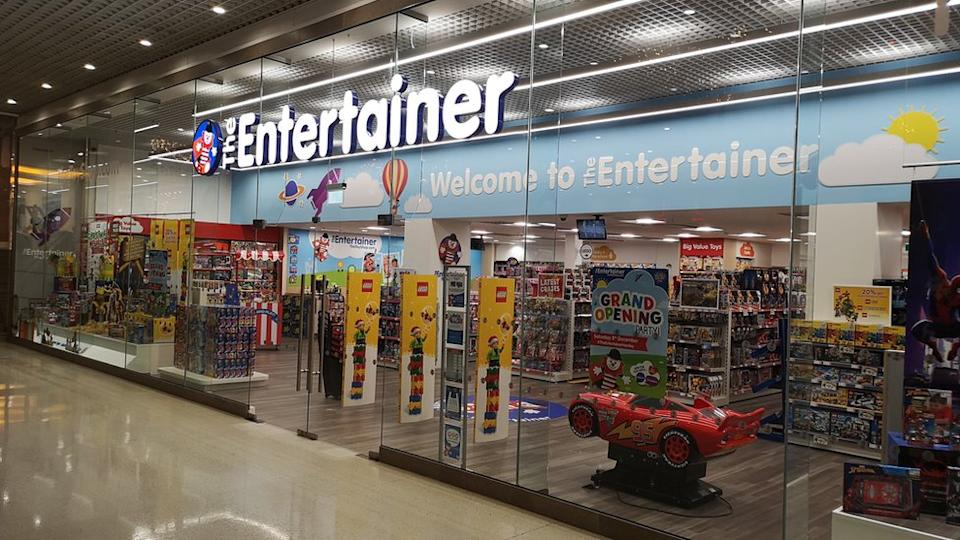The Entertainer says it is opening late to meet demand