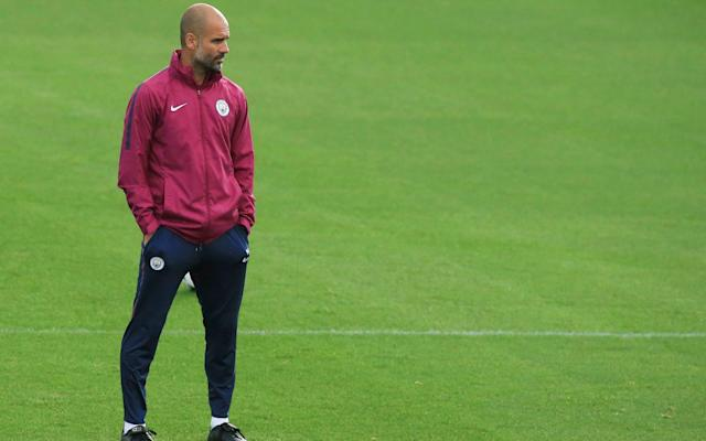 Pep Guardiola has urged Manchester City to step up and go for Champions League glory
