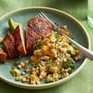 """<p>Chipotle chicken and a corn and jalapeño salad are just 25 minutes away.</p><p><a href=""""https://www.womansday.com/food-recipes/food-drinks/recipes/a59416/smoky-chicken-charred-corn-salad-recipe/"""" rel=""""nofollow noopener"""" target=""""_blank"""" data-ylk=""""slk:Get the recipe for Smoky Chicken with Charred-Corn Salad."""" class=""""link rapid-noclick-resp""""><u><u><em>Get the recipe for Smoky Chicken with Charred-Corn Salad.</em></u></u></a></p>"""