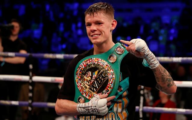 Charlie Edwards produced a commanding performance in east London - Action Images via Reuters