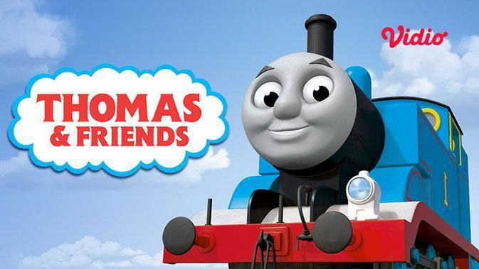 Thomas and Friends. (Sumber : Dok. vidio.com)