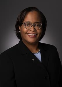 Lutheria Smith, Senior Vice President and Chief Human Resources Officer