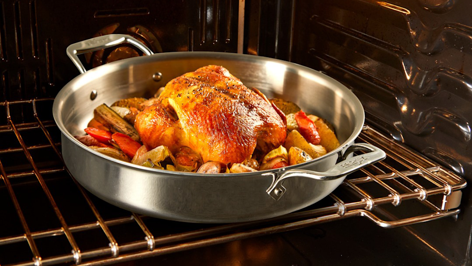 Get ready for holiday cooking with epics savings on All-Clad kitchen products.