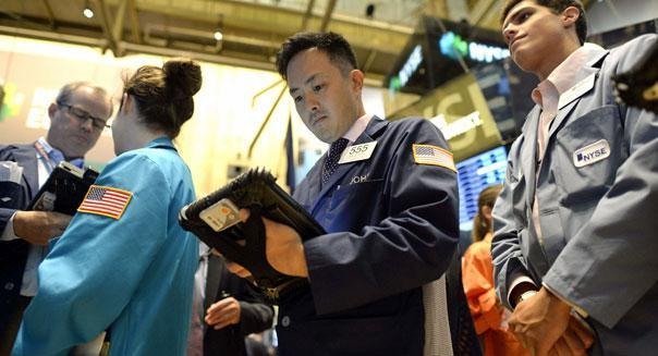 new york stock exchange financial markets traders